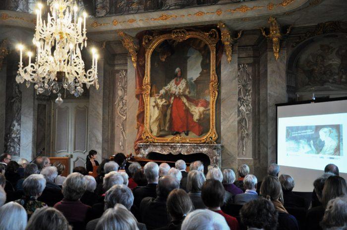 Die Matinee zum 223. Droste-Geburtstag findet am Sonntag, 12. Januar 2020, 11:30 Uhr im Erbdrostenhof Münster statt. Foto: Sandra Siuts
