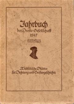 JahrbuchderDroste-Gesellschaft